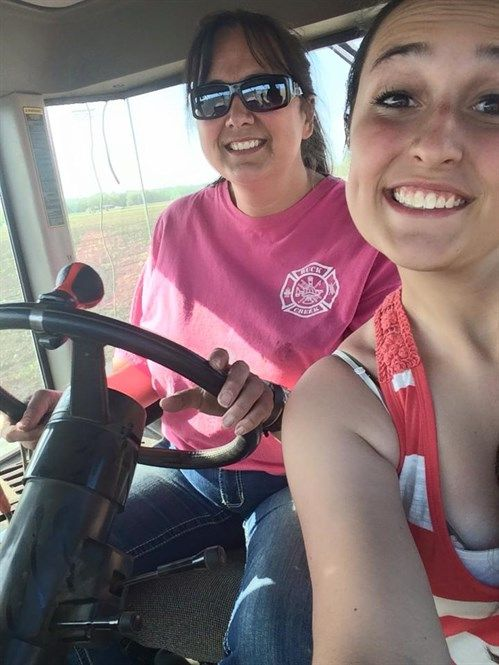 The Perks of Being a Farm Mom
