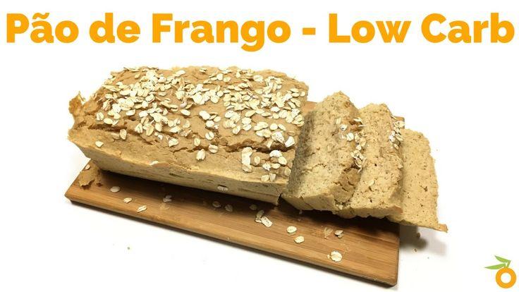 Receita: Como Fazer Pão de Frango Low Carb
