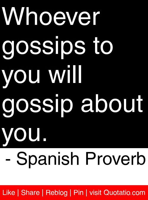 """Quick Write"" Steps: #1 Copy the quote. #2  Explain it. #3 Give a personal example. #4 Begin the last sentence with Maybe… #5 Add a title.  Whoever gossips to you will gossip about you. - Spanish Proverb   **Standards:  W2, W10, L2 (using quotes, punctuating quotes, using transitions/phrases/clauses to show relationships between ideas, concluding with a reflection) Lesson source: http://pinterest.com/elaseminars/"