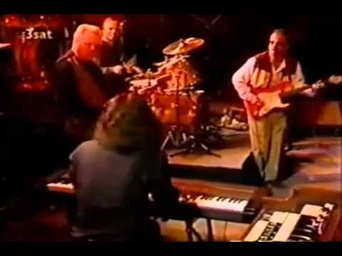 Ronnie Earl and the Broadcasters, Germany,1996