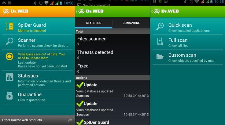 Dr.WEB Antivirus  Free Downlaod