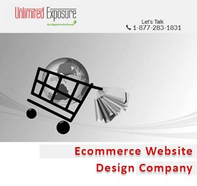Unlimited Exposure has helped hundreds of business owners sell online. Our #EcommerceWebsiteDesign company has years of experience in helping clients sell more online.