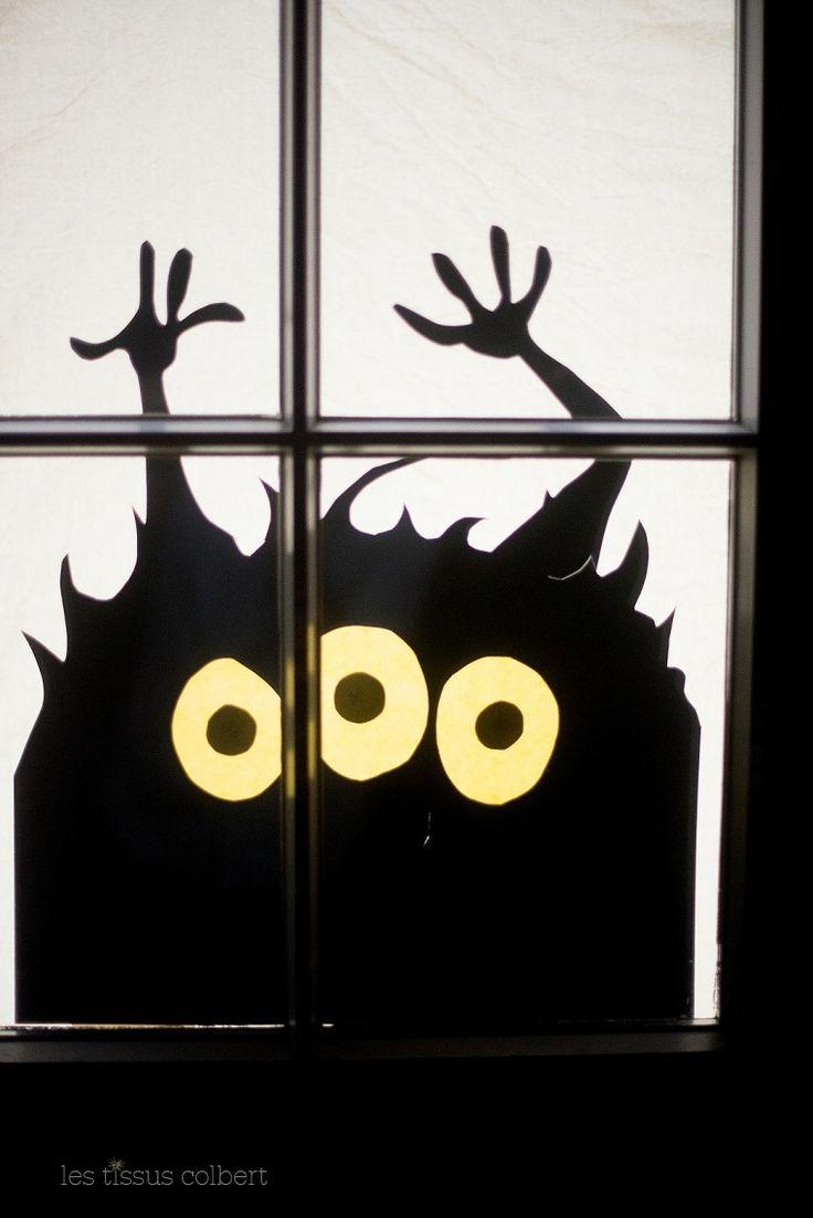 25 best ideas about halloween deko selber machen on. Black Bedroom Furniture Sets. Home Design Ideas