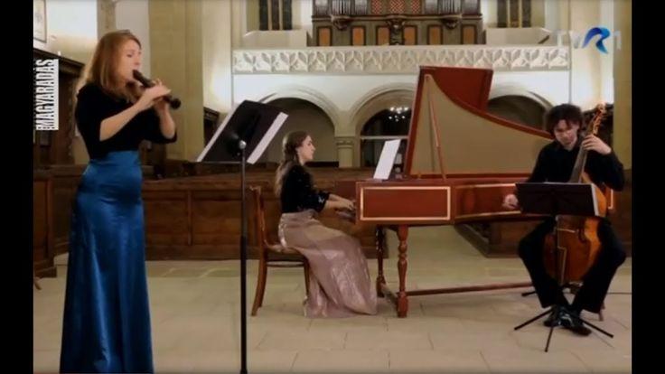 MAGYARADÁS / Quarto d'Oro / Georg Friedrich Händel - Blockflötesonata in...
