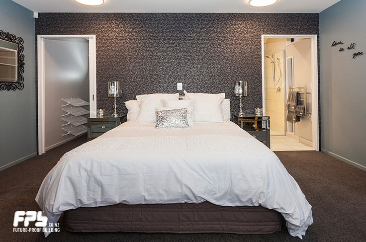 MASTER BEDROOM. Come visit the showhome at 48 The Runway, Wigram Skies, Wigram, Christchurch. Hours: Wednesday through Sunday, 12pm to 4pm.