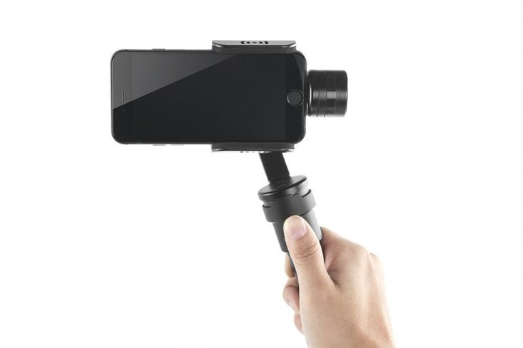 SwiftCam M3L Handheld Gimbal for SmartphoneNew and improved smartphone handheld gimbal from SwiftCam. It features an adjustable clip that fits most smartphones on the market. Extension pole / tripod adapter included for adjusting to wider and higher view. Low battery indicator. Upgrade balance part and sponge included for larger smartphones. Light weight, high strength aluminum body provides pain-free shooting and enhance rigidity.