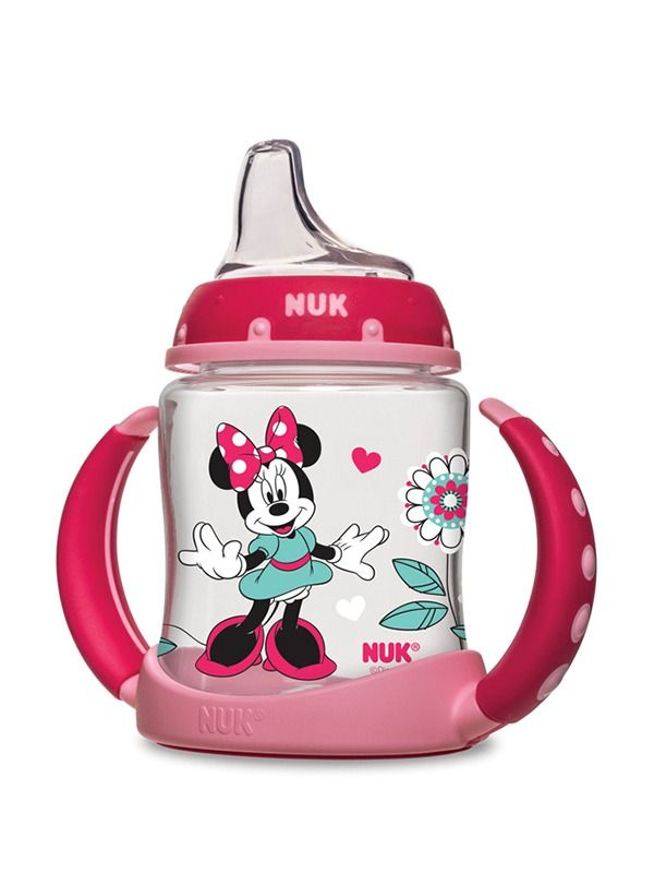 Disney® Baby Mickey Mouse and Minnie Mouse Learner Cups | NUK®