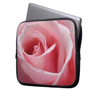 Pink Rose Laptop Sleeves