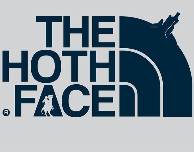 North face sticker decal vinyl high quality water resistant 4 mil vinyl inside outside use ideal for any flat surface window bumper laptop wall etc