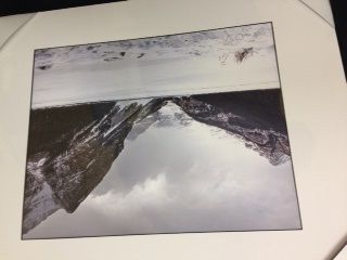 Photograph of Lake Louise in Winter by Vincent Chan, donated by Vincent Chan Photography. Retail value $150.