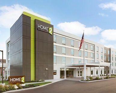 Home2 Suites by Hilton Saratoga Malta Hotel, NY - Exterior Day | NY 12020