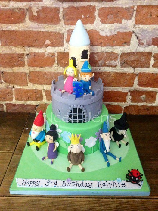 ben and holly birthday cake ideas - Google Search ...  ben and holly b...
