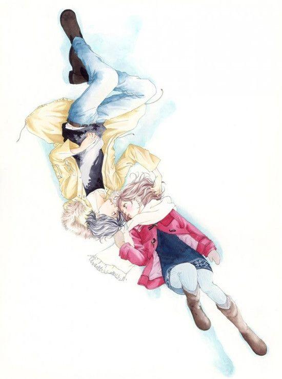 "Crunchyroll  ""Ao Haru Ride"" Anime Preview"