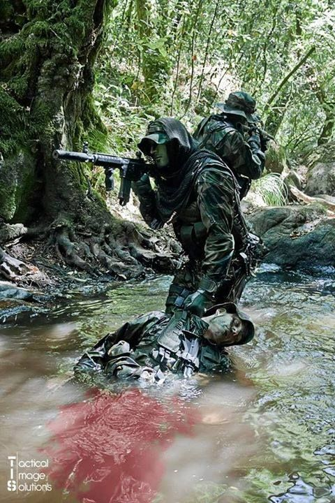 Delta Force is a hybrid mix of all US Special Operations operators under a unified command for the purpose of fighting terrorism anywhere in the world.