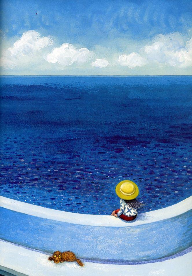 LA NOCHE ESTRELLADA ISBN: 978-84-937506-2-6 / Autor: Jimmy Liao / Ilustrador: Jimmy Liao