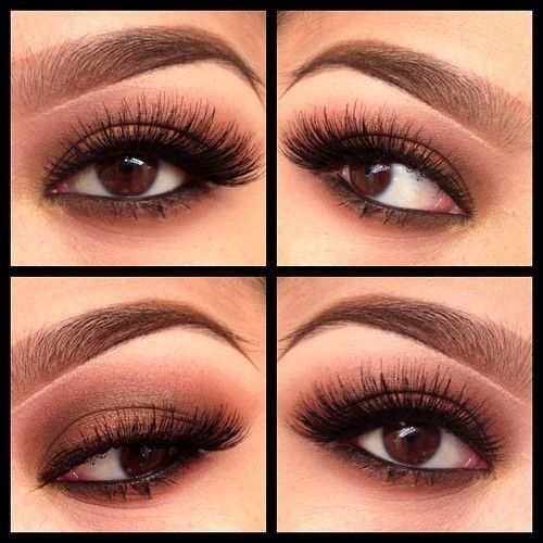 Natural Wedding Makeup For Brown Eyes : 19 Soft and Natural Makeup Look Ideas and Tutorials ...