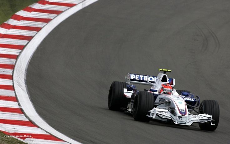 Robert Kubica - BMW