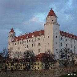 Bratislavský hrad – Vyletik.eu