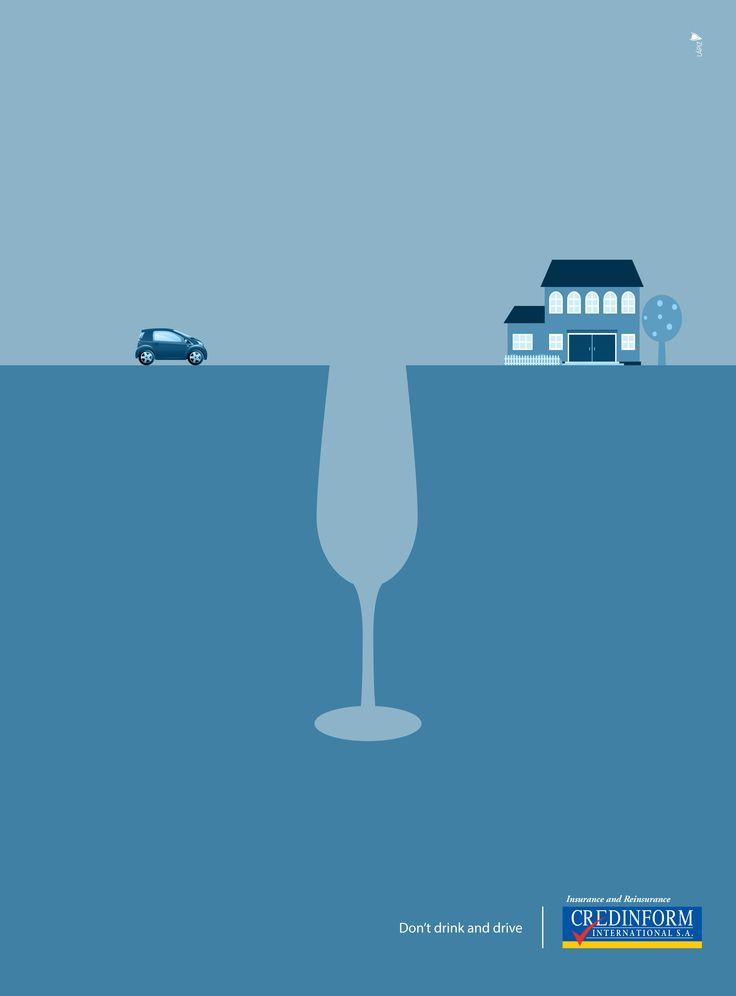 C'est un secret pour personne : alcool et conduite ne font pas bon ménage. En Bolivie, la compagnie d'assurance Credinform a collaboré avec l'agence FourGroup