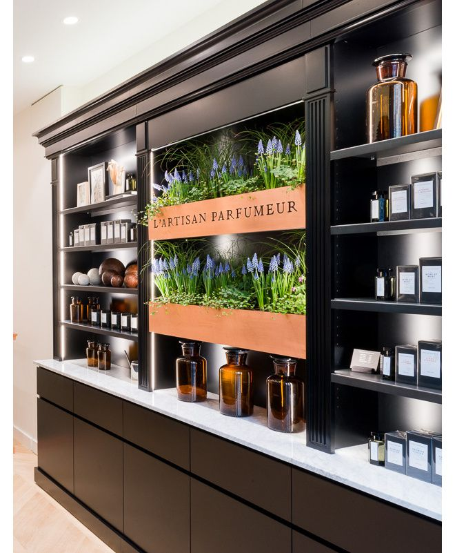 La nouvelle boutique L'Artisan Parfumeur à Saint-Germain Paris