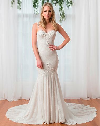 Peter Trends Alaska Bridal Gown