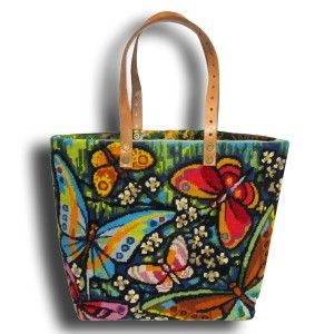 Le Poupie, A French Purse, French needlepoint tapestry leshopdemoz.com
