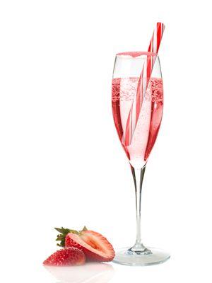 Kiss-Me-Santa #Christmas #cocktails #holiday