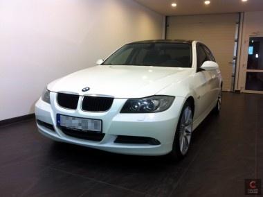 BMW 3 - pearl foil + carbon