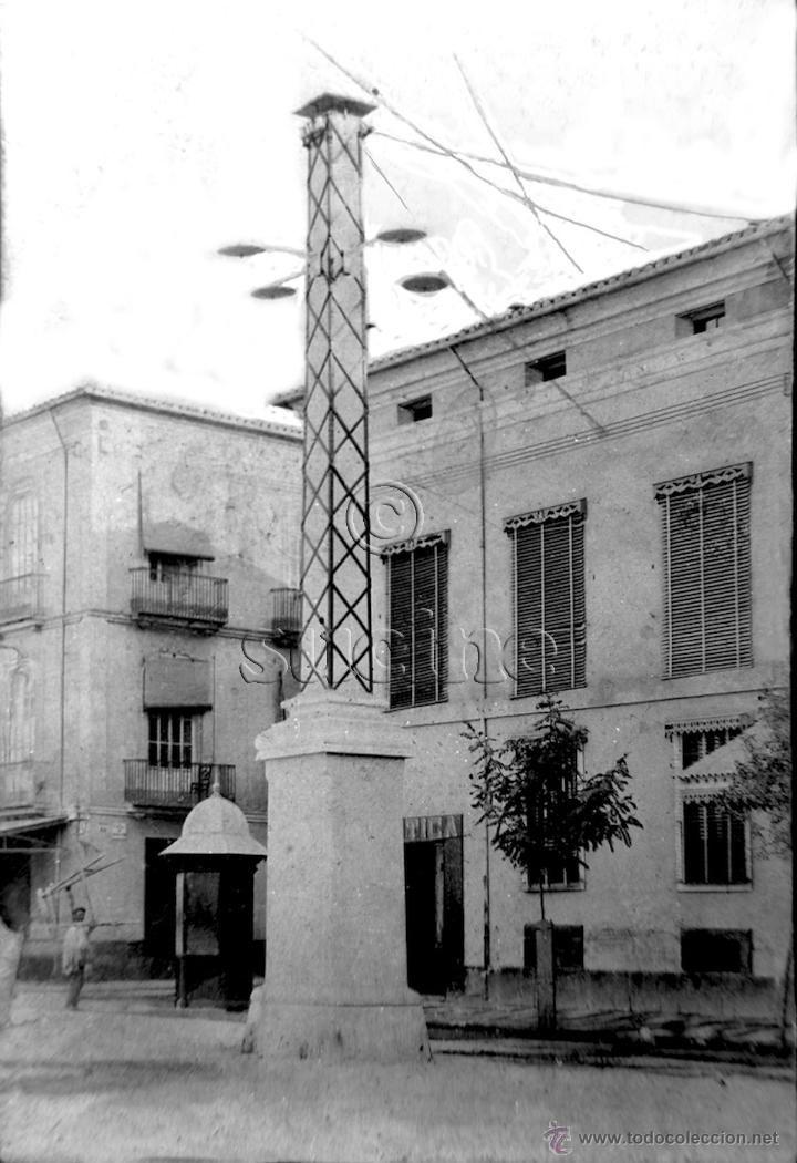 LA PUERTA DEL SOL DE CASTELLON (POSIBLEMENTE ES LA FOTO MÁS ANTIGUA DE CASTELLÓN) - Foto 1