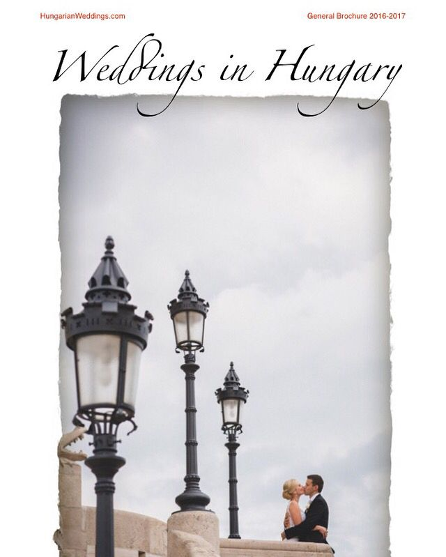 We had to find some time to update our general brochure, in which we are writing about weddingplanning, weddings in Hungary and Budapest weddings in general and the most popular wedding styles with wedding venue and price examples. On the last page You can find some 'from - to' prices for the most important wedding vendors too. You can download it from our website (click on the photo), where You find some other useful documents and links too.