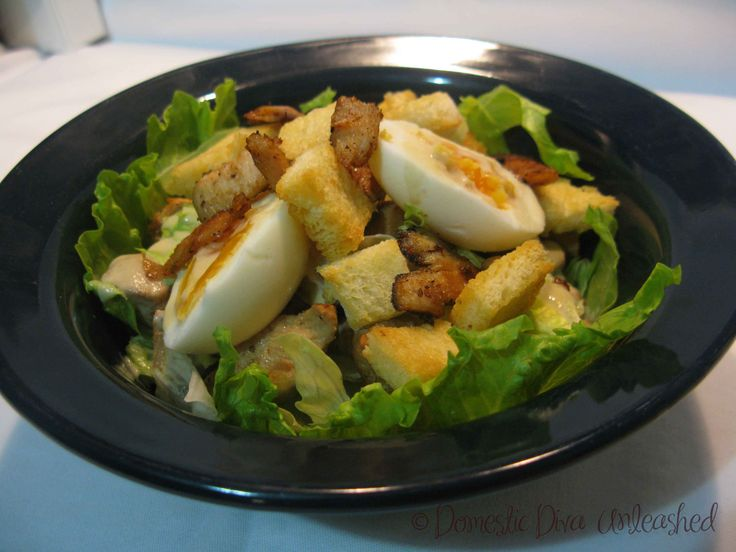 Domestic Diva: Chicken Salad with Cashew Dressing