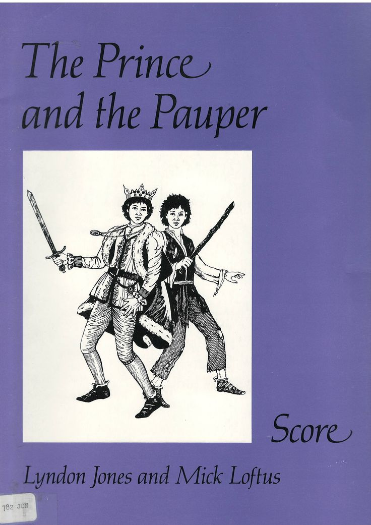 "the prince and the pauper thesis Free essay: the prince and the pauper mark twain the story of ""the prince and the pauper"" is a great american classic the novel takes place in the city of."