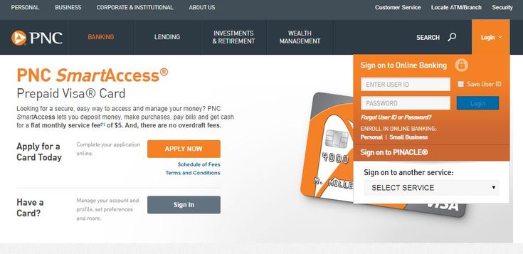 Activate Pnc Credit Card Credit Card Services Pnc Business Loans
