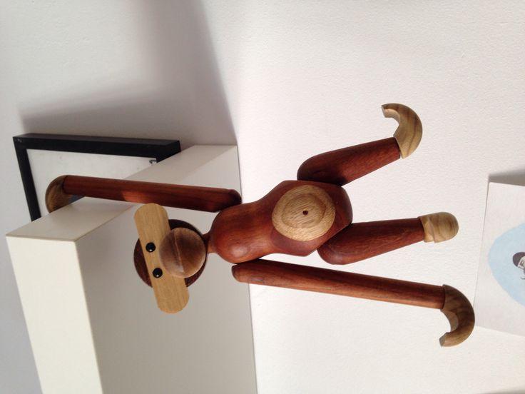 Kaj Bojesen. Monkeylove. :-)