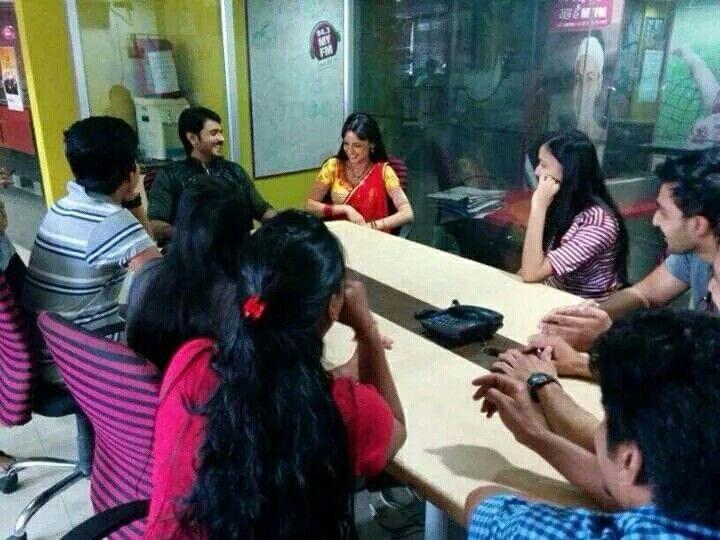 Ashish Sharma & Sanaya Irani #Rangrasiya