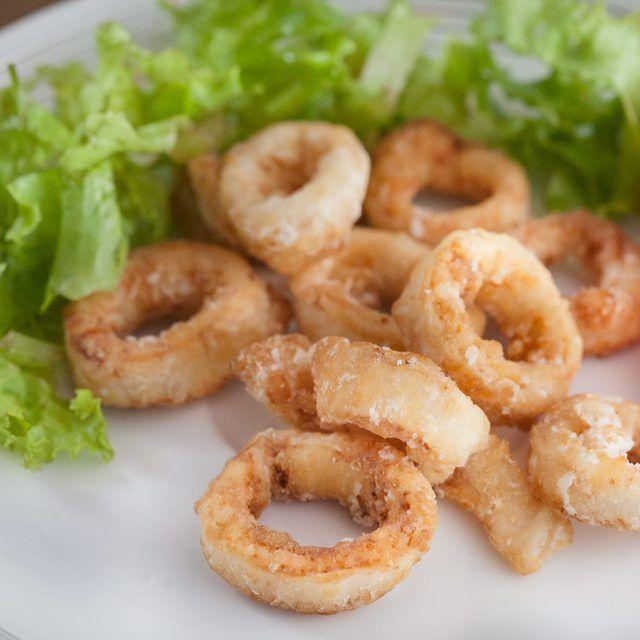 How to Tenderize Calamari