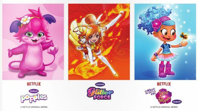 "Crunchyroll - Saban Brands Advertises ""Smile PreCure!"" Adaptation as ""Glitter Force"""