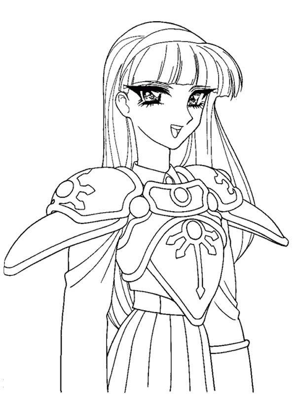 warrior fairy coloring pages coloring Pages Pinterest
