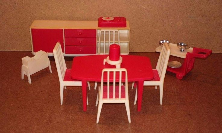 Mobilier miniature poupée JEAN GERMANY salon vintage doll furniture lounge #2 | eBay