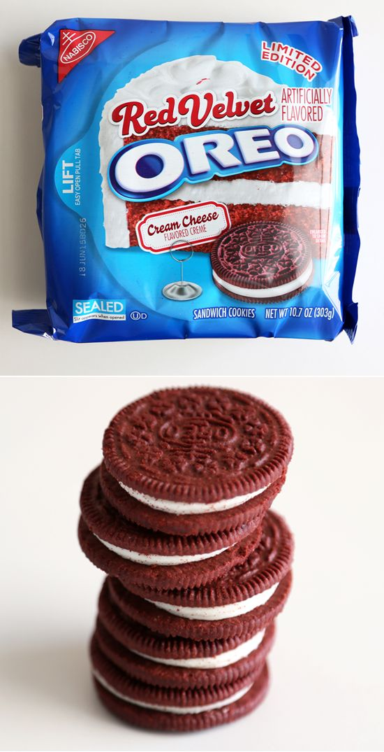 Oreo Releases Its Best Flavor Yet — Red Velvet!