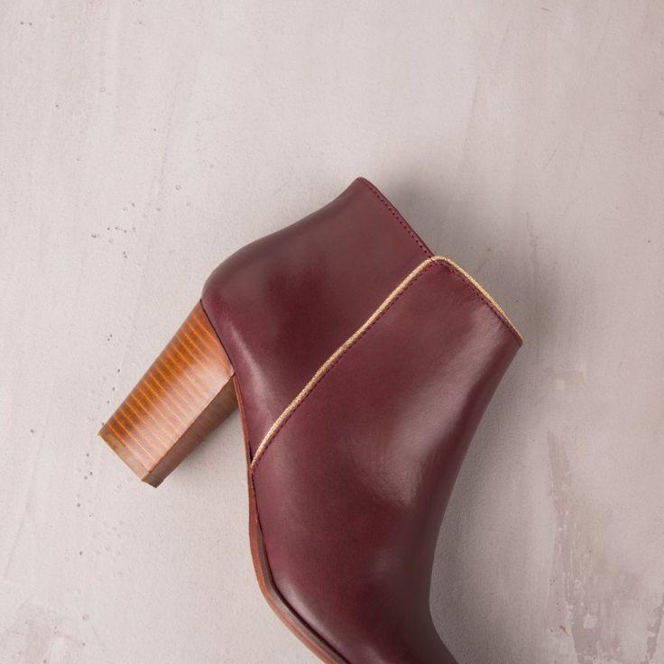 Boots À Talons : La Muse - Bordeaux