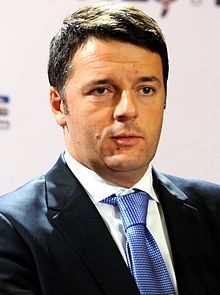 "Matteo Renzi 2.jpg 56th Prime Minister Of Italy ""According to Maria Teresa Meli of Corriere della Sera, Renzi ""pursues a precise model, borrowed from the British Labour Party and Bill Clinton's Democratic Party"", comprising ""a strange mix (for Italy) of liberal policy in the economic sphere and populism."" #40under40"