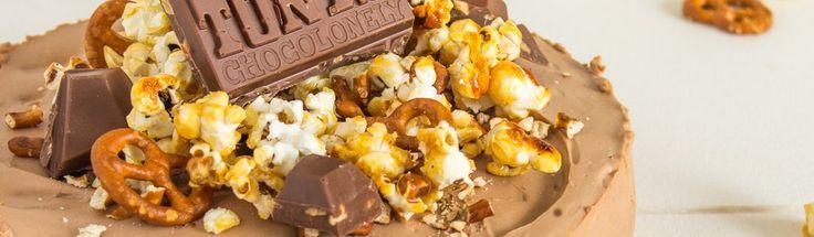 MonChoutaart met Tony's Chocolonely Karamel Zeezout