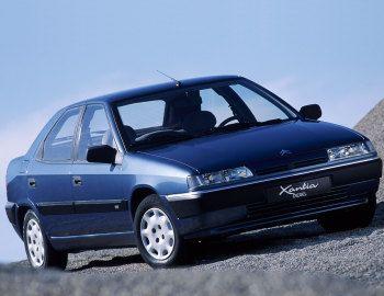 Citroën Xantia 1.9D '1994–97