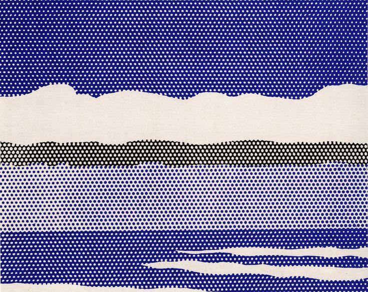 Roy Lichtenstein, 1965.