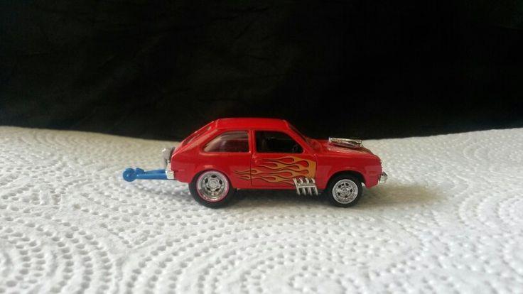 Chevy Chevette Pro Stock mini diecast model by bradleychoppedinc ...