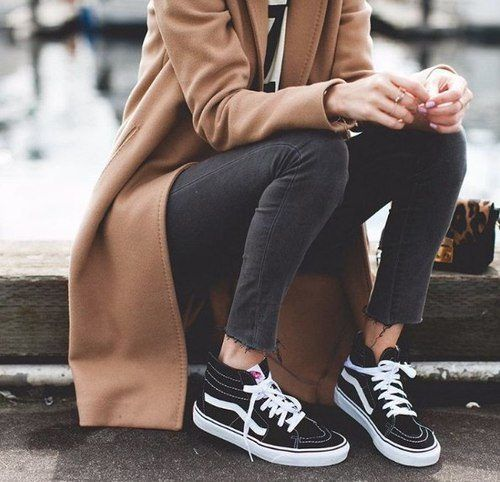 How to style vans sneakers – Just Trendy Girls