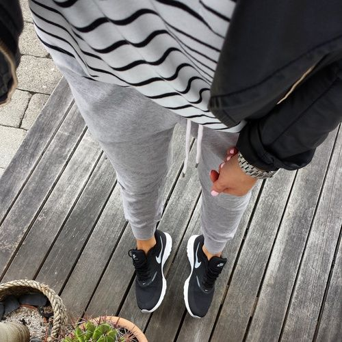 fashion, nike, and style Bild
