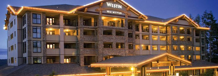 Westin Bear Mountain Golf Resort - Vancouver Island BC Golf Vacations - Victoria, BC