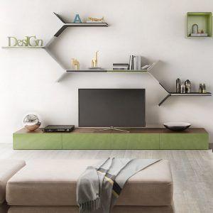 Modern Shelving Slanted Wall Shelves